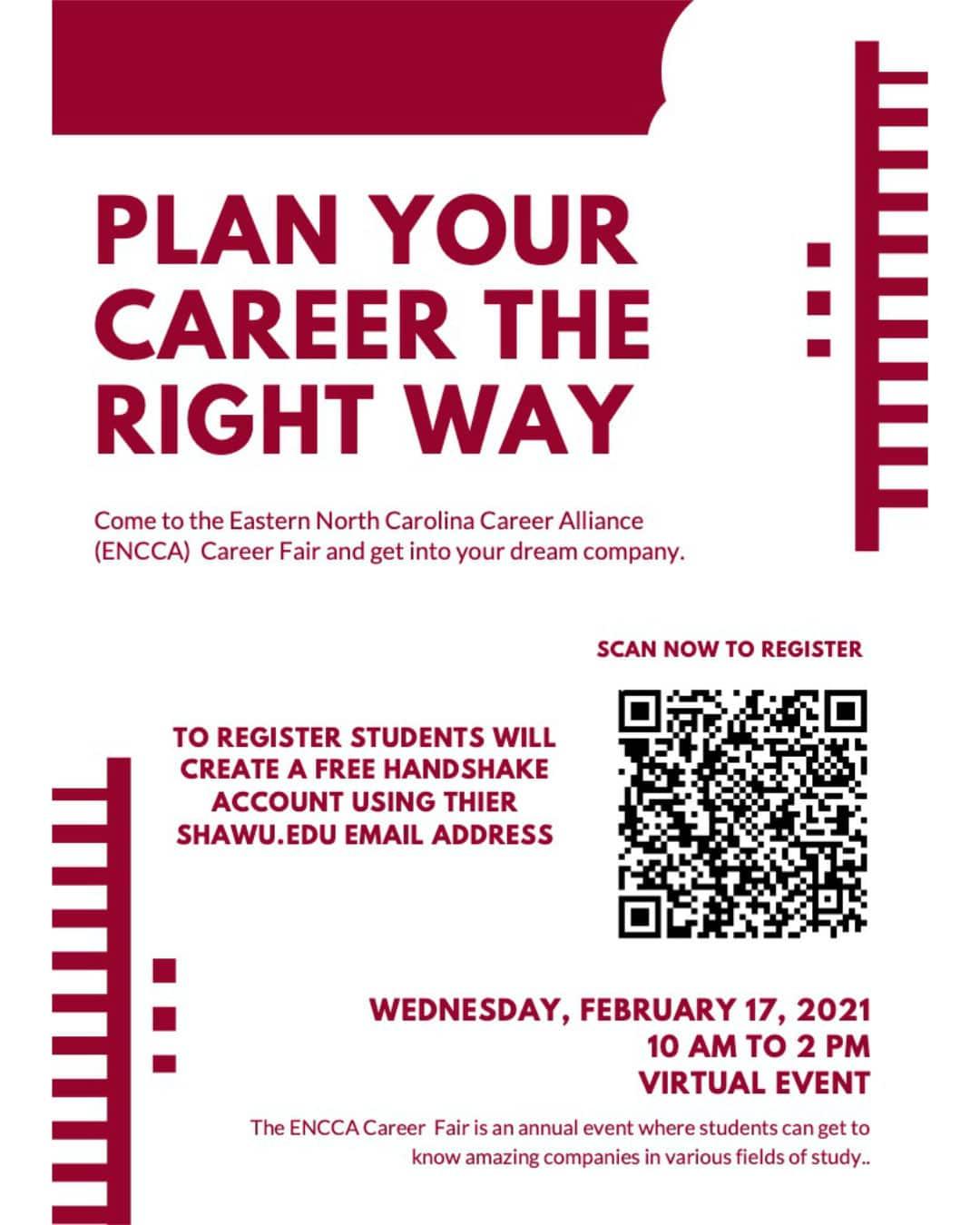 Experiential Learning and Career Development Center - ENCCA Virtual Career Fair