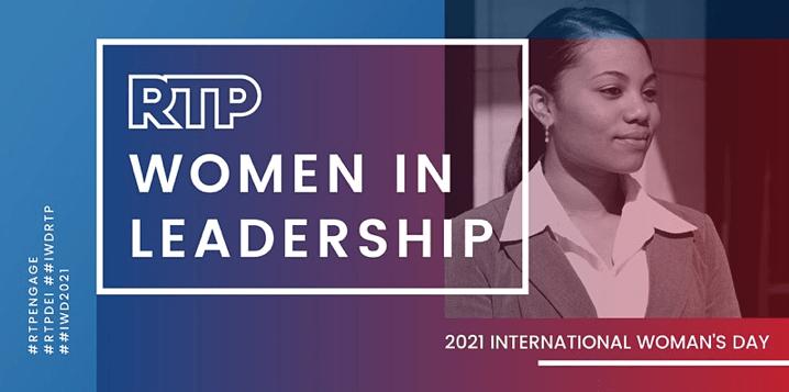 RTP women in leadership