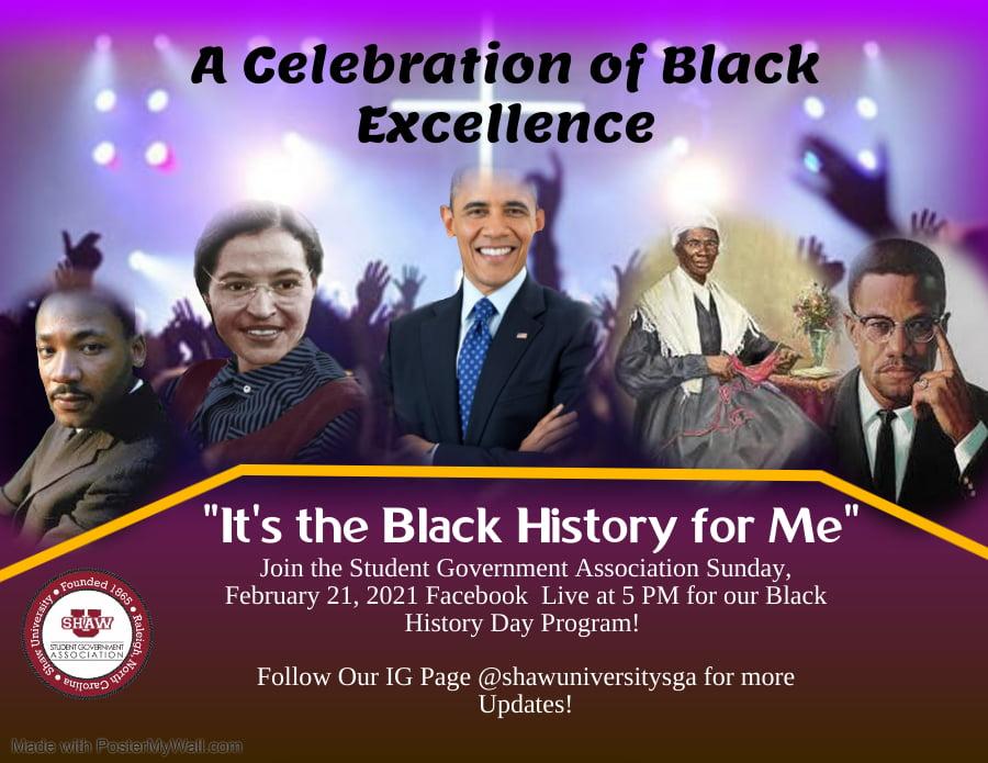 celebration of black excellence