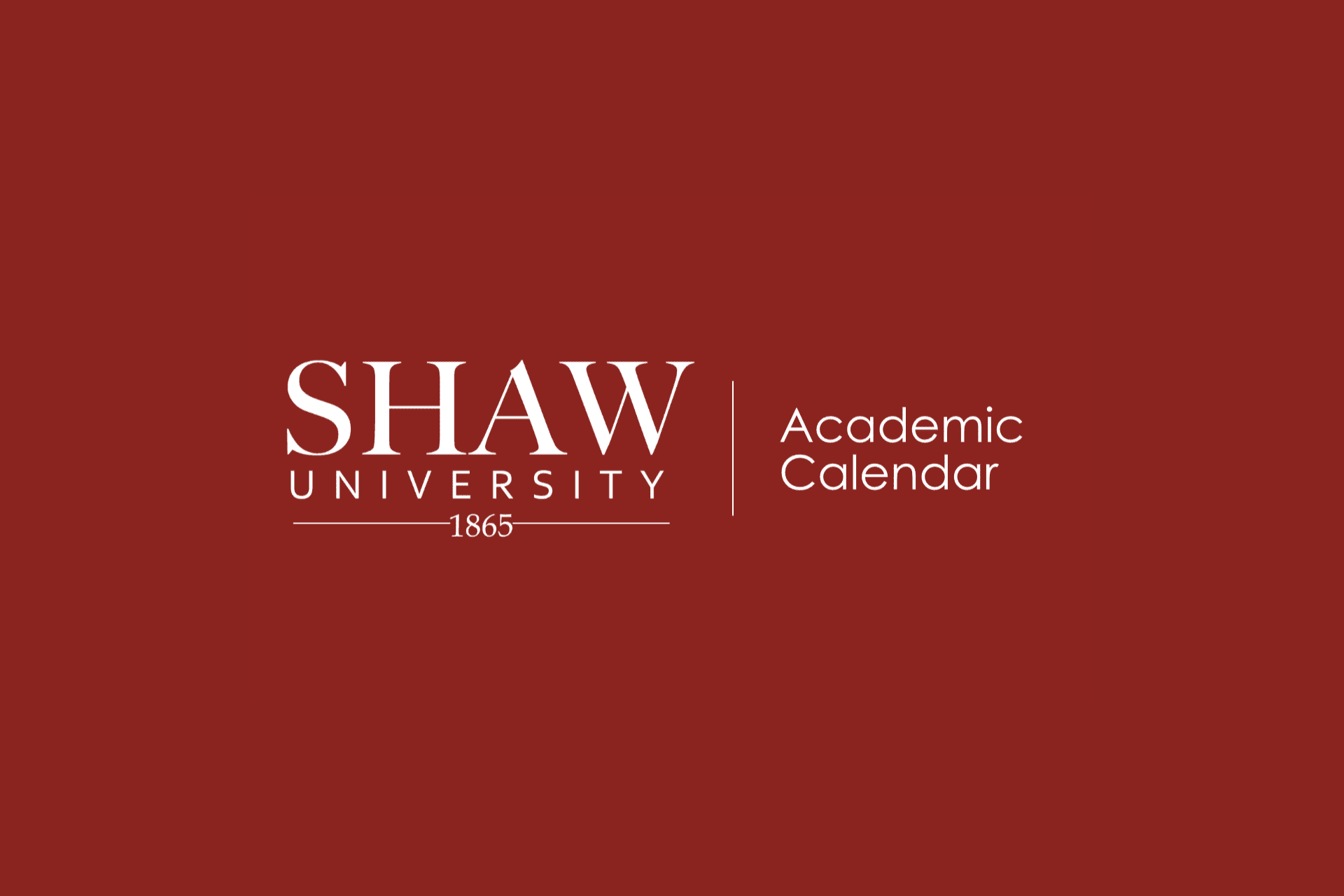 ShawU-logo-academic-calendar