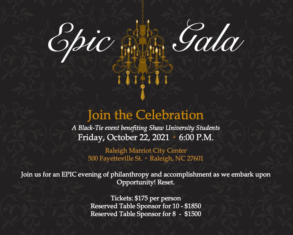 Epic Gala