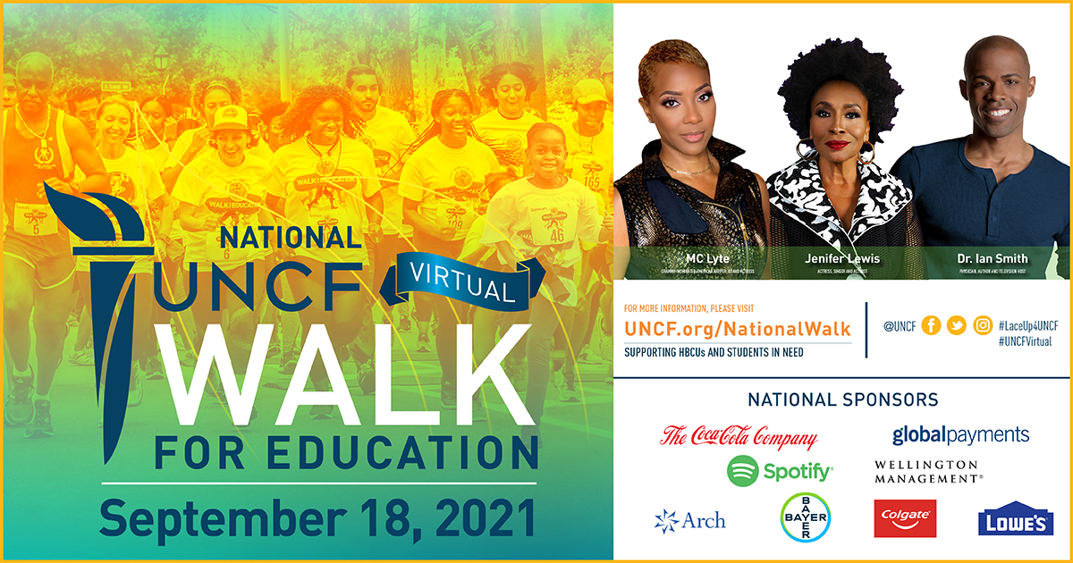 2021 UNCF National Walk