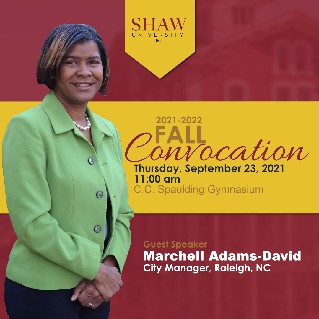 Shaw U - Convocation2021