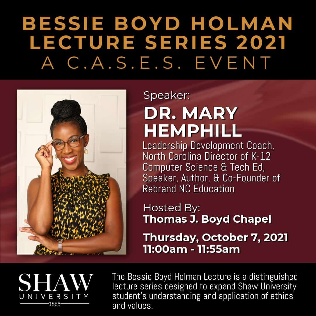 bessie-boyd-holman-lecture