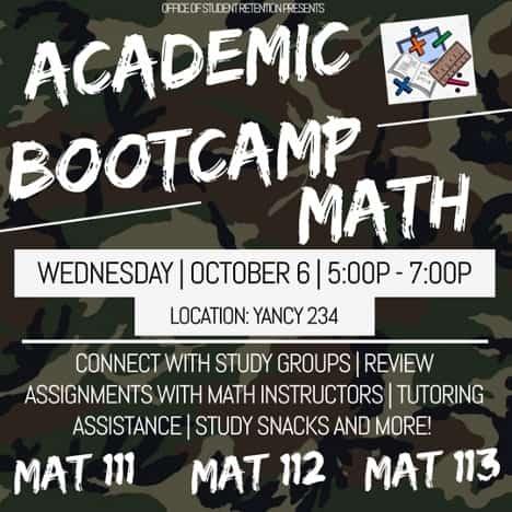 academic Bootcamp