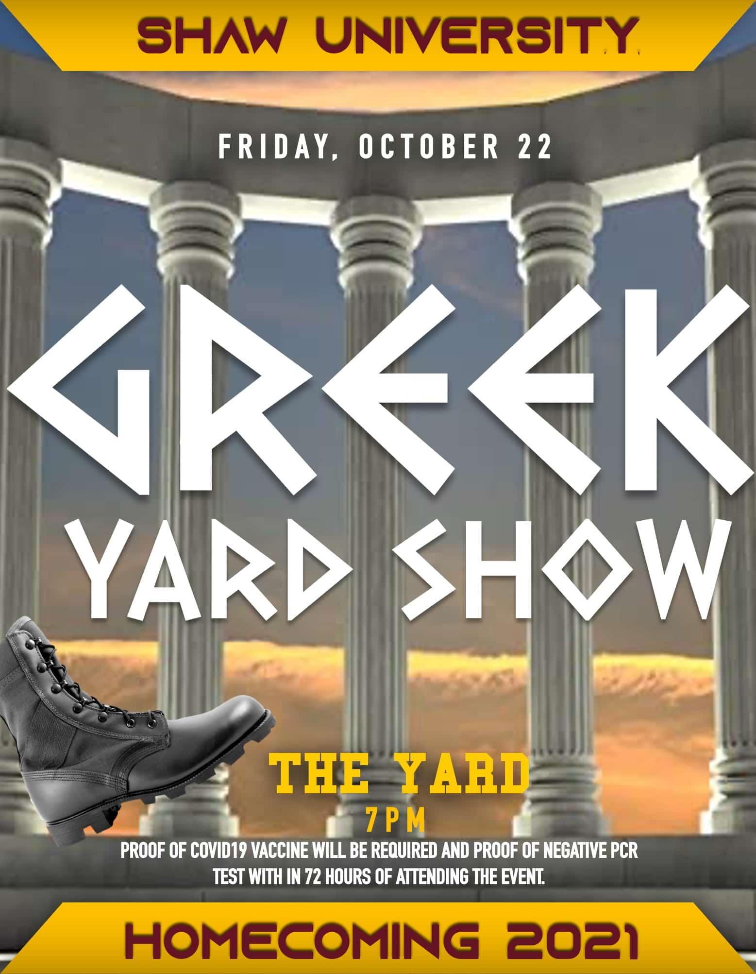 10.22.21 - greek yard show
