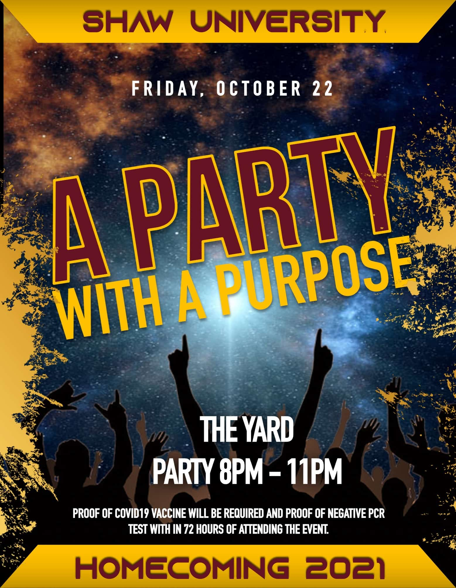 10.22.21 - party with a Purpose