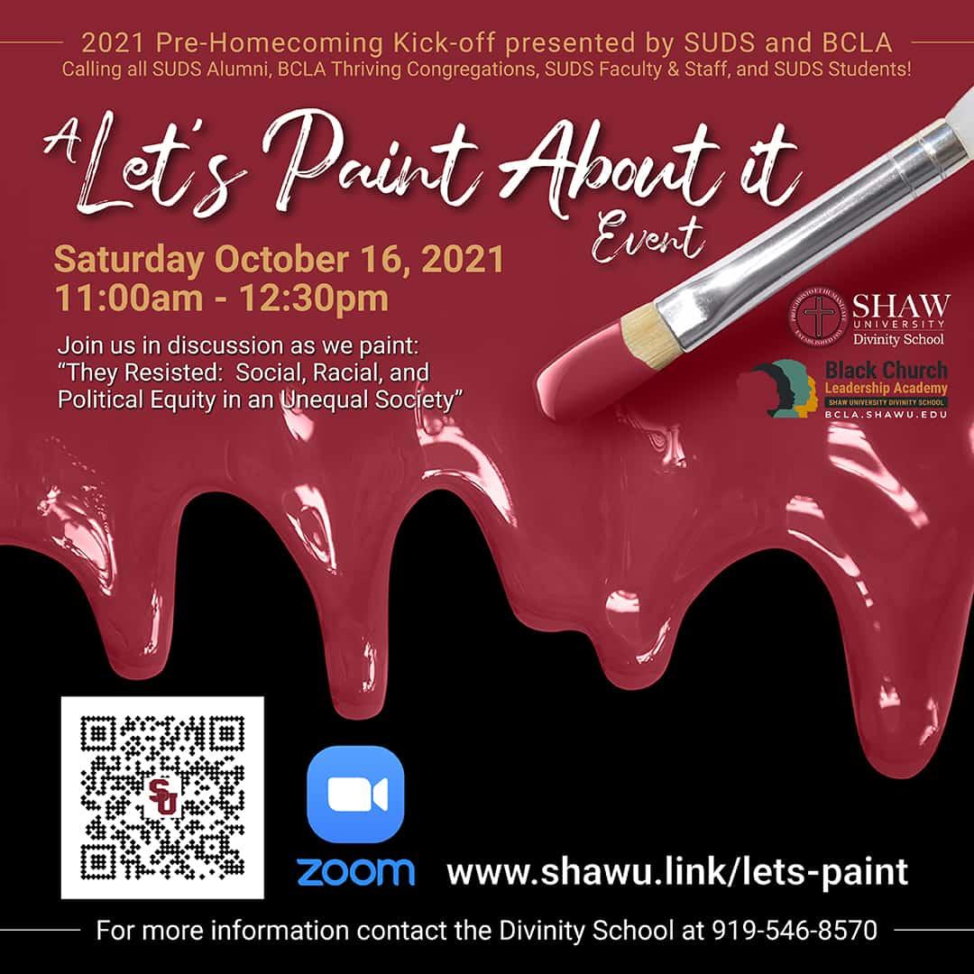 Let's Paint About It